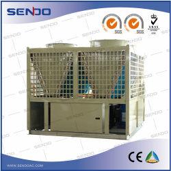 R410a de gros de type modulaire/de grandes capacités de défilement refroidi par air refroidisseur à eau et de la pompe à chaleur avec récupération de chaleur