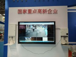 Monitor interattivo touchscreen da 75 pollici con sistema operativo doppio