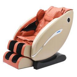 Luxo eléctrico SL via todo o Corpo de volta Cadeira Shiatsu Massajador 3D Zero Gravity poltrona reclinável cadeira de massagem