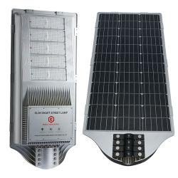 일체형 실외용 방수 IP66 90W 올인원 태양열 조명 LED 램프 조명 장식 조명 거리 에너지 절약 전원 시스템 가정용 램프 전구 조명