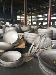 ASTM سعر جيد رأس مقاوم للصدأ من الفولاذ المقاوم للصدأ هيكل إهليلجي تصنيع تركيبات الأنابيب المصنوعة من الفولاذ المقاوم للصدأ