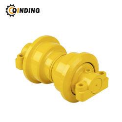 Bouwmachine D10n D10r D10T D11n D11r rupsband met enkele/dubbele flens Rol aan de onderkant voor Cat dozeronderdelen