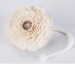 Aroma Diffuseur Reed fleur en bois