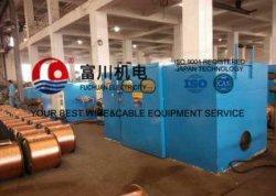 ISO ダブルツイストバンチングバンチャマシン 1600mm 銅製アクティブワイヤ支払オフマシン