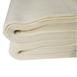 普及した出版物の自然で白いウールは工業製品のために感じた