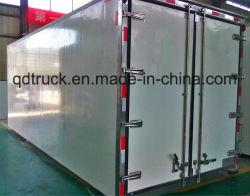 FRPのトラックボディガラス繊維サンドイッチトラックボディPU冷却装置トラックボディ
