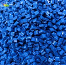 Pp., ABS, PET, Haustier, AS, PC, blauer Masterbatch Plastikrohstoff für Haushaltsgerät/Rohr