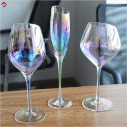 Änderndes grelles empfindliches Wein-Glas-Cup für Stab/Partei/Feier/Halloween/Weihnachten färben