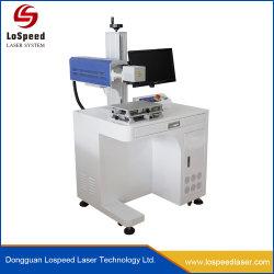 Bois de verre acrylique de caoutchouc Machine de marquage laser au CO2 marqueur 20W 30W 50W 60W 100W