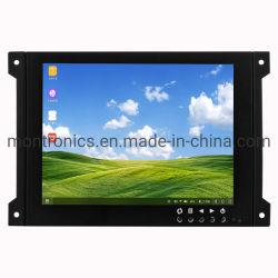 1024*768 al por mayor de la fábrica 7 8 9 10 pulgadas de tamaño mini portátil de tamaño pequeño monitor CCTV para la seguridad