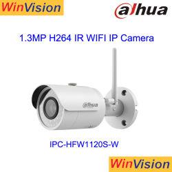 1.3MP Dahua Mini de la sécurité sans fil IP CCTV Outdoor P2P Petite caméra WiFi Ipc-Hfw1120S-W