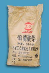13776-88-0 Metafosfato de aluminio de alta resistencia a la temperatura polvo blanco