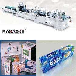 Автоматический высокоскоростной доступ в картонную коробку Gluer папку (780 BA)