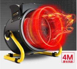 Venda a quente aquecedor ventilador Industrial pequeno aquecedor de cerâmica PTC portáteis para gases industriais/Oficina/aves de capoeira House /Chicken House