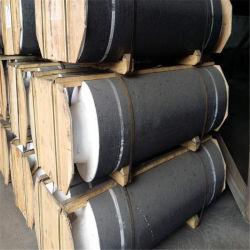 Синтетические графит электрода на соски UHP 350 мм для электродуговых печей