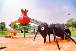 2021 Dernières plus grande forme Ant Thème personnalisé Outdoor Aire de jeux pour enfants utilisés en position de stationnement/école/communauté
