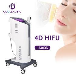 أحدث هيفو Ultrasound إزالة التجميل Acne Skin Wrinkle إزالة الجلد جهاز العناية