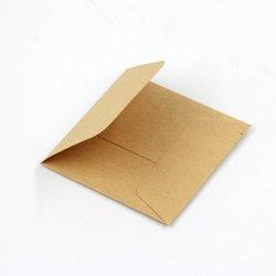 環境に優しいリサイクルされたカスタムプリント高品質の包装紙のエンベロプ