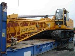 Новый XCMG 55 тонн гусеничный кран с системой свободного падения