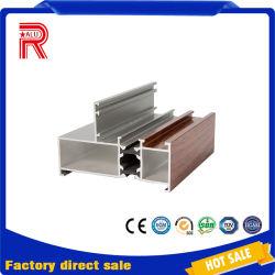 고품질 창/도어/커튼 을 위한 중국 ISO 공장 알루미늄/알루미늄 압출 프로파일 벽/셔터
