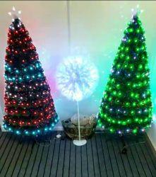 LED-Weihnachtsbaum-Weihnachtslicht-Streifen-Weihnachtslicht-Streifen