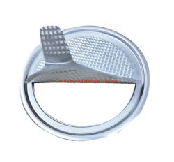 Serie 8000, la laminación en caliente la tapa de aluminio para la leche
