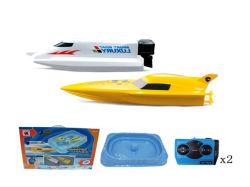 Telecomando elettrico radio Racing Boat R/C Toy (H7409047)
