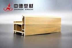 Zhongde Venta caliente sin plomo Anti-UV/Perfil de UPVC Marco de ventana de UPVC ASA