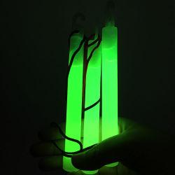 A Carnival Funny contratante fornecer 10 Polegadas bastões de vela aquecedora com colar e Conectores Bracelete Glowstick parte do pacote