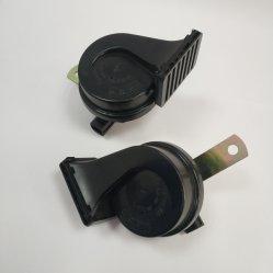 Emark OEM 자동 부품 액세서리 12V 24V 알루미늄 구리 코일 기계식 방수, 경적, 이중 이중 톤 알람 차량 스피커 스나일 혼