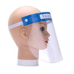 Защитную маску подсети для использования вне помещений Faceshield во избежание распыления с+щиток