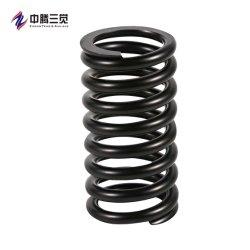 Espiral Electropheresis personalizado el resorte de compresión del resorte espiral de metal
