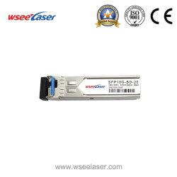 SFP-Modul 10g Dual Fiber Single Mode 20km Optischer Transceiver