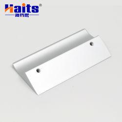 Breiter Entwurfs-Aluminiumprofil-Chrom-Griff-Zug für Möbel-Schrank