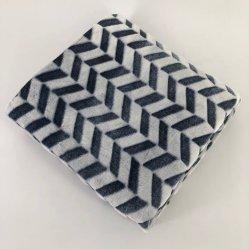 Custom печатаются с малым проекционным расстоянием одеяла из жаккардовой ткани из полиэфирного волокна домашний комфорт одеяло