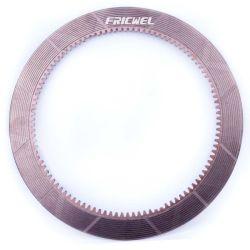 Fricwel Autoteil-Friktions-KOMATSU-Friktions-Platten-Kupfer-Platte-Technik-Maschinerie-Platte 154-15-12715