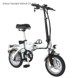 Ebike/소형 접힌 전기 자전거를 접히는 녹색 환경 보호 전기 도시 자전거 /48V 250W