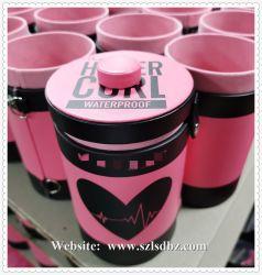 La Ronda de cartón rígido de lujo personalizado Embalaje de papel de embalaje Caja de regalo para la Flor Vela Joyería cosméticos las Cookies de Chocolate Ver peluca vino perfume ropa Hat