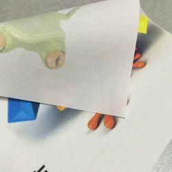 """사진 인쇄를 위한 24의 """" 36 """" 60 """" 광택이 없는 380GSM 폴리에스테 잉크 제트 롤 예술에 의하여 기지개되는 화포"""