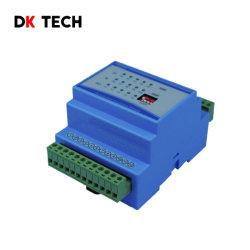 레일을 설치하는 High-Precision 10 채널 통신로 스위치 정보 수집 모듈