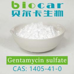 Werksversorgung 99% Reinheit Rohpulver Gentamycin Sulfat 1405-41-0 Aus Biocar