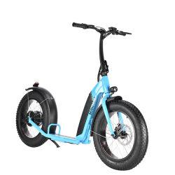 500 Вт большие КОЛЕСА ДАВЛЕНИЕ ВОЗДУХА В ШИНАХ жира долю в аренду электрический скутер Съемная аккумуляторная батарея E-скутер электрический Скутер