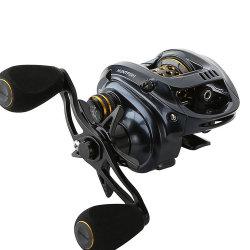 Гладкие 10 1 BB Baitcasting промысел колеса магнитного тормоза наживка литья рыболовных мотовила