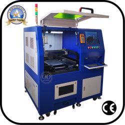 CNC het Materiële Knipsel die van de Laser van de Vezel voor de Juwelen van het Roestvrij staal machinaal bewerken