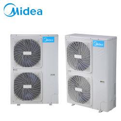 Midea M 열 균열 목욕탕 샤워를 위한 옥외 단위 R410A 공기 근원 열 펌프 온수기