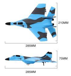 Modelo de avión de control remoto