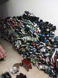 中国の最も普及した中古の靴