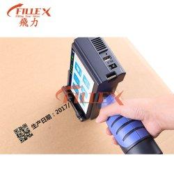 Ordinateur de poche de l'encre imprimante Film boîte en carton<br/> machine sac de papier imprimante jet d'encre