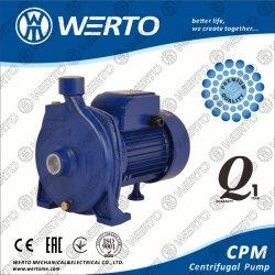 Alta vazão de saída da fábrica da irrigação agrícola agregado Civil aumentando a bomba de água centrífuga série CPM