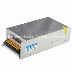 Alta fiabilidad 800W de AC DC de conmutación de interruptor de alimentación LED SMPS 12V 67A S-800-12
